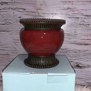 Moroccan spice pillar holder
